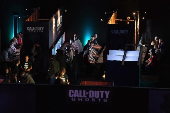 Recreational Pursuit「UK's Biggest Video Games Show」:写真・画像(12)[壁紙.com]