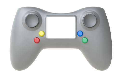 Gamepad「Video Game Controller with LCD screen」:スマホ壁紙(12)