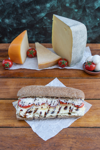 Toasted Sandwich「Four Cheese Sandwich」:スマホ壁紙(14)