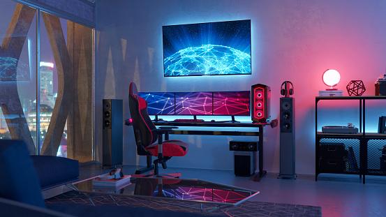 Internet「Gamer Room」:スマホ壁紙(18)