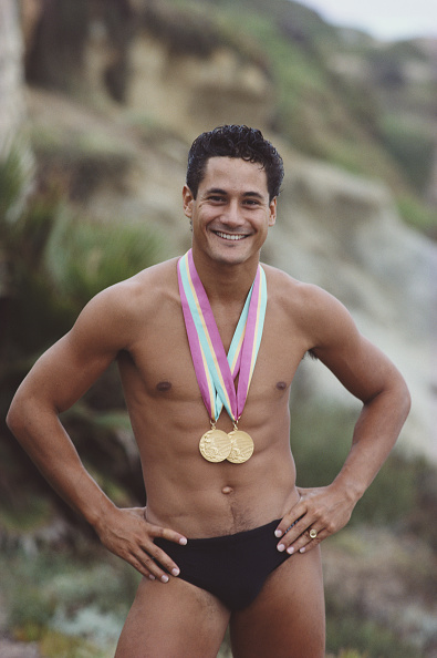 Summer Olympic Games「Greg Louganis」:写真・画像(7)[壁紙.com]