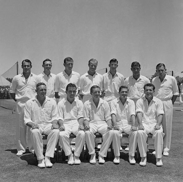 オーストラリア「Australia national cricket team, 1963」:写真・画像(1)[壁紙.com]