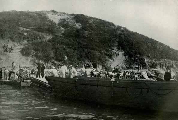 Middle East「The Australian Landing-Place At Gaba-Tepe」:写真・画像(13)[壁紙.com]