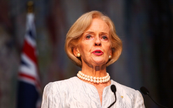 Governor General「Canberra Farewells Australian Governor-General Quentin Bryce」:写真・画像(17)[壁紙.com]