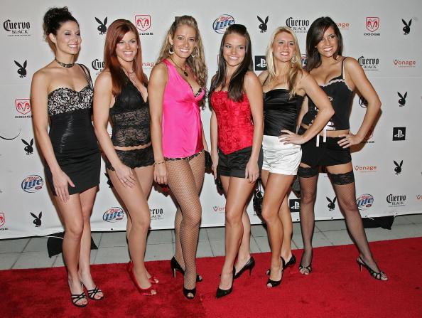 Philadelphia Eagles「Playboy Super Bowl Party 2007」:写真・画像(16)[壁紙.com]