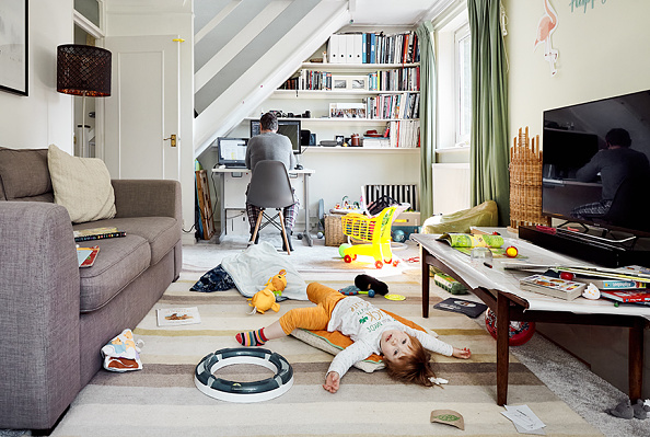 """Home Office「""""Hold Still"""" Collective Portraits Of Lockdown In The UK Submissions」:写真・画像(3)[壁紙.com]"""