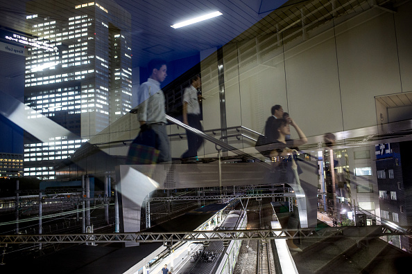Office「Views Of Toshiba Corporation's Tokyo headquarters amid Accounting Scandal」:写真・画像(10)[壁紙.com]