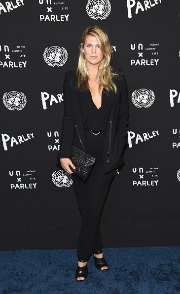 Leather Shoe「United Nations x Parley For The Oceans Launch Event - Arrivals」:写真・画像(7)[壁紙.com]