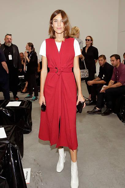 Proenza Schouler - Front Row - September 2016 - New York Fashion Week:ニュース(壁紙.com)