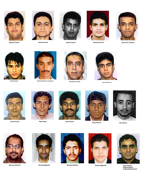 Releasing「FBI released an updated list of the 19 hijackers」:写真・画像(6)[壁紙.com]