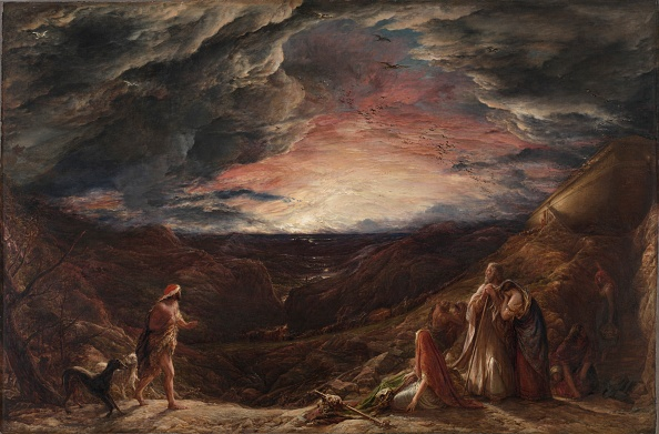 Oil Painting「Noah: The Eve Of The Deluge」:写真・画像(15)[壁紙.com]