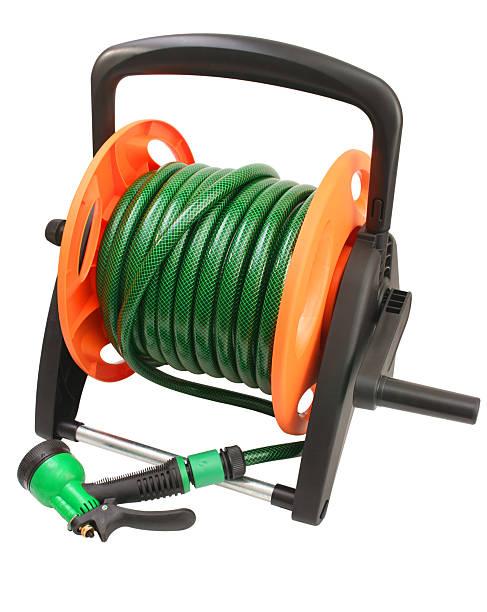 Garden hose reel:スマホ壁紙(壁紙.com)