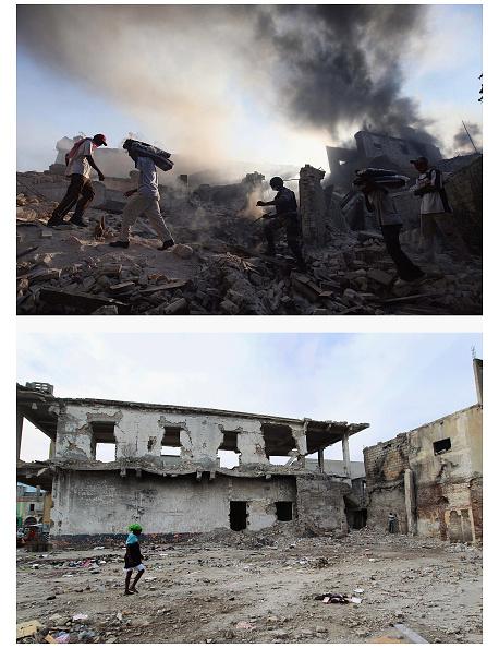 Recovery「Haiti: One Year Later」:写真・画像(6)[壁紙.com]