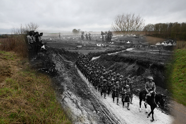 Composite Image「Somme Battlefields Ahead Of The 100th Anniversary」:写真・画像(9)[壁紙.com]