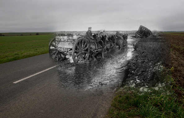 Composite Image「Somme Battlefields Ahead Of The 100th Anniversary」:写真・画像(11)[壁紙.com]