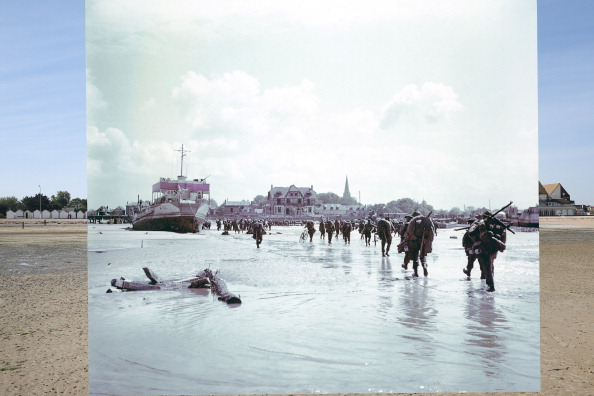 Composite Image「D-Day Remembered」:写真・画像(5)[壁紙.com]