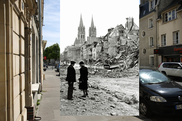 Composite Image「D-Day Remembered」:写真・画像(4)[壁紙.com]