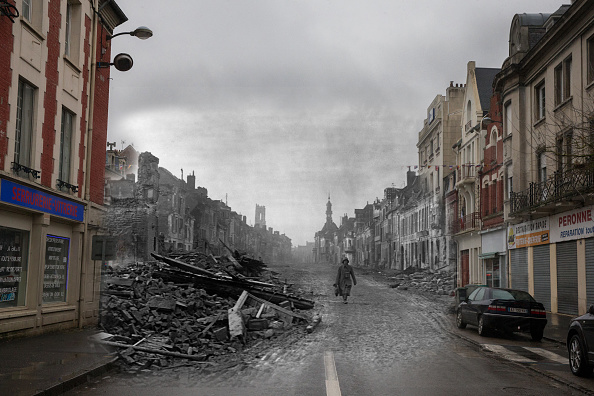Composite Image「Somme Battlefields Ahead Of The 100th Anniversary」:写真・画像(10)[壁紙.com]