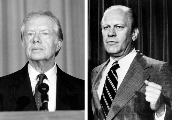 Gerald Ford「In Profile: 100 Years In US Presidential Races」:写真・画像(0)[壁紙.com]