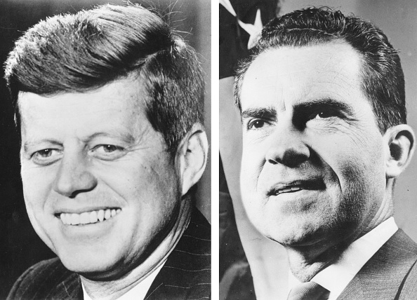 Presidential Candidate「In Profile: 100 Years In US Presidential Races」:写真・画像(12)[壁紙.com]