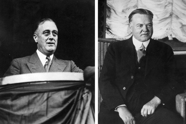Franklin Roosevelt「In Profile: 100 Years In US Presidential Races」:写真・画像(4)[壁紙.com]
