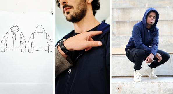 Zara - Brand-name「(FILE) Grungy Gentleman - Sketch To Street Style - Mercedes-Benz Fashion Week Spring 2015」:写真・画像(17)[壁紙.com]