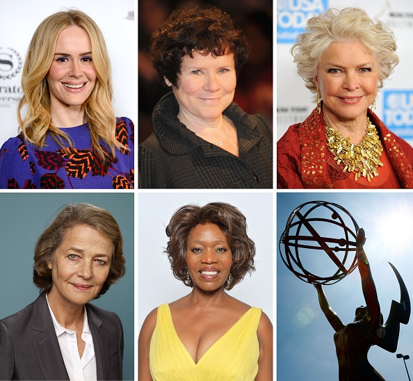 Primetime Emmy Award「FILE:  2013 Emmy Nominees For Outstanding Supporting Actress In A Miniseries Or A Movie」:写真・画像(12)[壁紙.com]