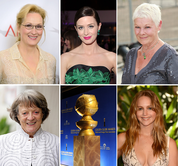 Comedy Film「FILE: 2013 Golden Globe Award Nominees For Best Performance By An Actress In A Motion Picture - Comedy Or Musical」:写真・画像(6)[壁紙.com]