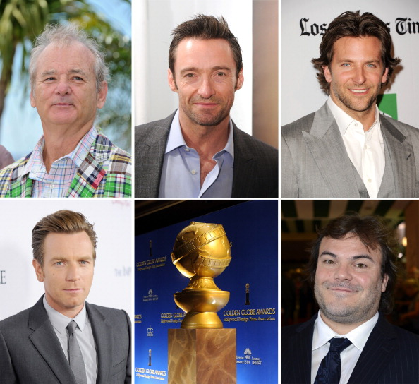 Comedy Film「FILE: 2013 Golden Globe Award Nominees For Best Performance By An Actor In A Motion Picture - Comedy Or Musical」:写真・画像(1)[壁紙.com]