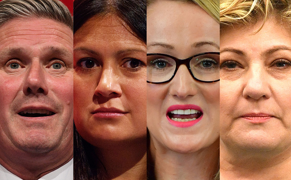 Composite Image「The Race For The Labour Leadership」:写真・画像(12)[壁紙.com]