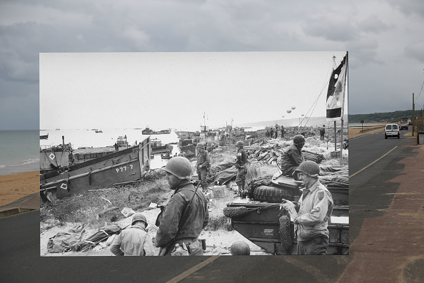 Composite Image「D-Day Remembered」:写真・画像(14)[壁紙.com]