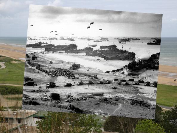 Composite Image「D-Day Remembered」:写真・画像(0)[壁紙.com]