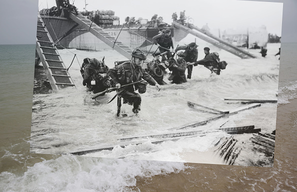 Composite Image「D-Day Remembered」:写真・画像(10)[壁紙.com]