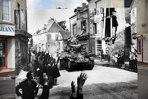 Composite Image「D-Day Remembered」:写真・画像(15)[壁紙.com]