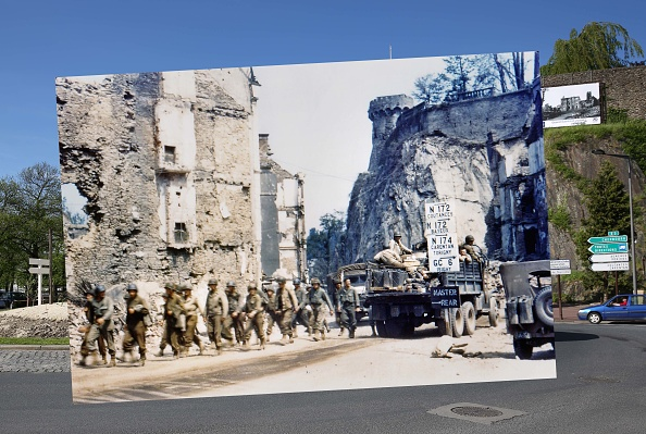 Composite Image「D-Day Remembered」:写真・画像(4)[壁紙.com]