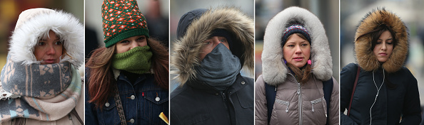 Bundle「Frigid Temperatures Hit Northern And Eastern Europe」:写真・画像(5)[壁紙.com]