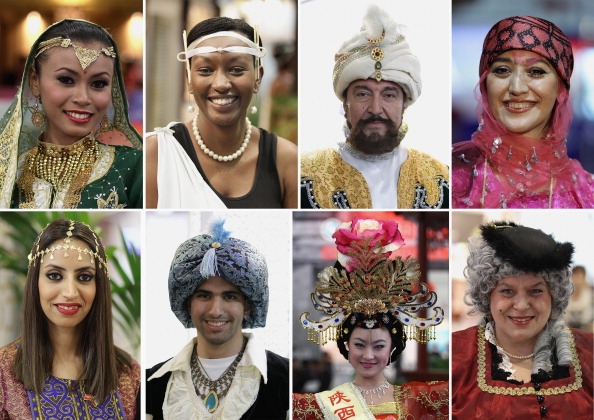 Cultures「ITB Tourism Trade Fair」:写真・画像(1)[壁紙.com]
