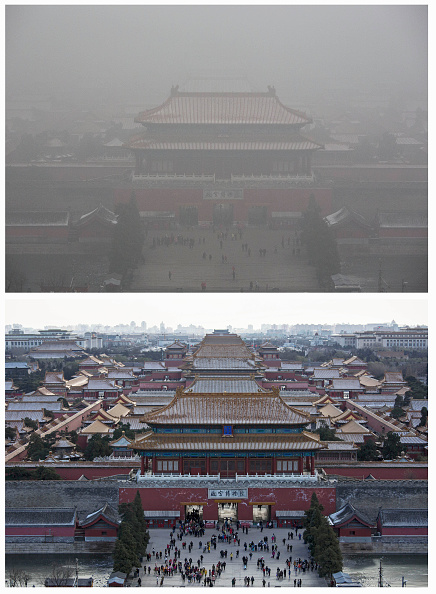 Hebei Province「China Emissions Pollution」:写真・画像(5)[壁紙.com]