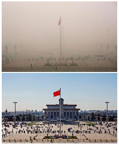 Composite Image「China Emissions」:写真・画像(16)[壁紙.com]