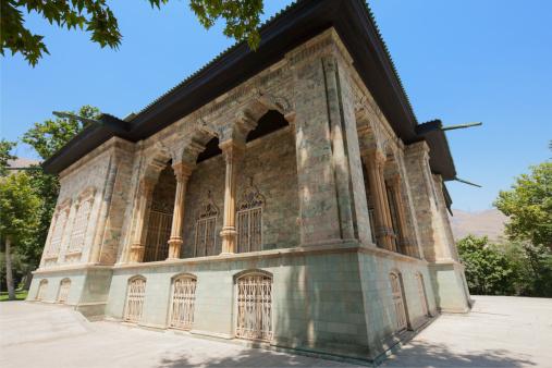 Iranian Culture「Green palace, Sa'dabad Palace, Tehran, Iran」:スマホ壁紙(2)