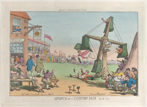 Amusement Park Ride「Sports Of A Country Fair」:写真・画像(13)[壁紙.com]