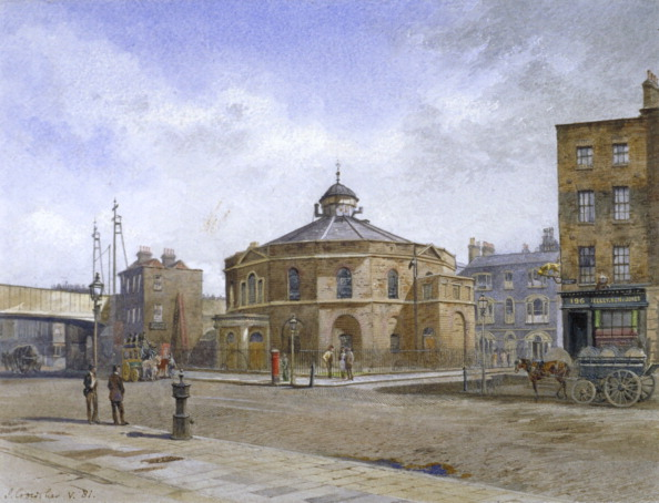 Methodist「Surrey Chapel, no 196 Blackfriars Road, Southwark, London, 1881. Artist: John Crowther」:写真・画像(9)[壁紙.com]