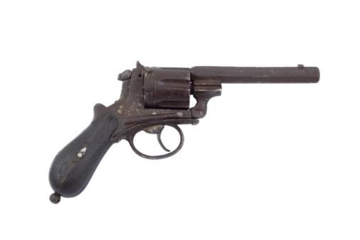 19th Century「Old revolver」:スマホ壁紙(1)