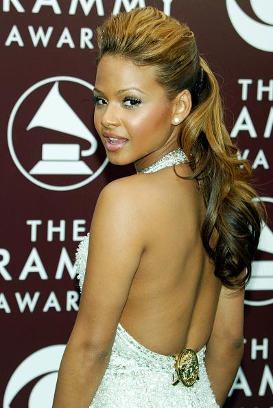 Curly Hair「The 47th Annual Grammy Awards - Arrivals」:写真・画像(4)[壁紙.com]
