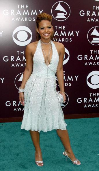 Curly Hair「The 47th Annual Grammy Awards - Arrivals」:写真・画像(3)[壁紙.com]