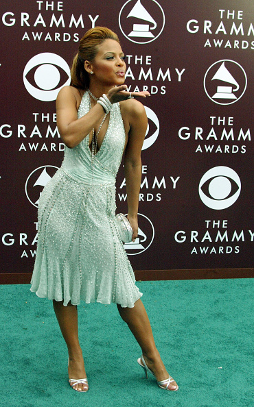 Curly Hair「The 47th Annual Grammy Awards - Arrivals」:写真・画像(2)[壁紙.com]