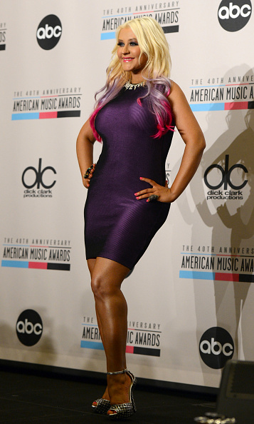 Pink Hair「The 40th Anniversary American Music Awards Nominations Press Conference」:写真・画像(17)[壁紙.com]