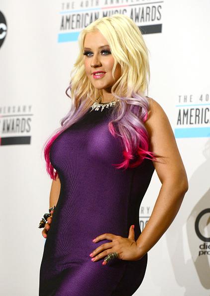 クリスティーナ・アギレラ「The 40th Anniversary American Music Awards Nominations Press Conference」:写真・画像(18)[壁紙.com]