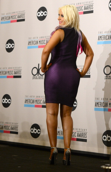 Two-Toned Hair「The 40th Anniversary American Music Awards Nominations Press Conference」:写真・画像(17)[壁紙.com]