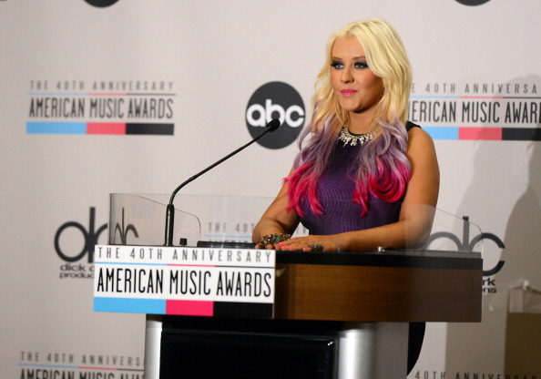 Two-Toned Hair「The 40th Anniversary American Music Awards Nominations Press Conference」:写真・画像(19)[壁紙.com]